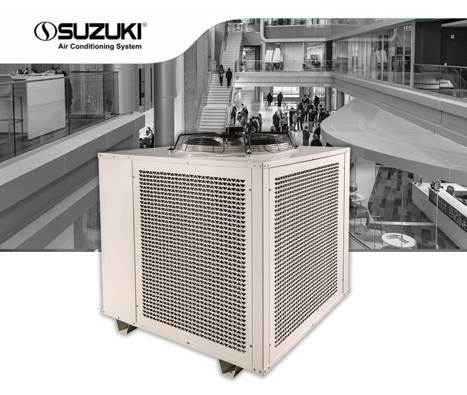 SUZUK MINI CHILLER