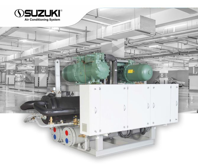 SUZUKI REMOTE AIR COOLED CHILLER