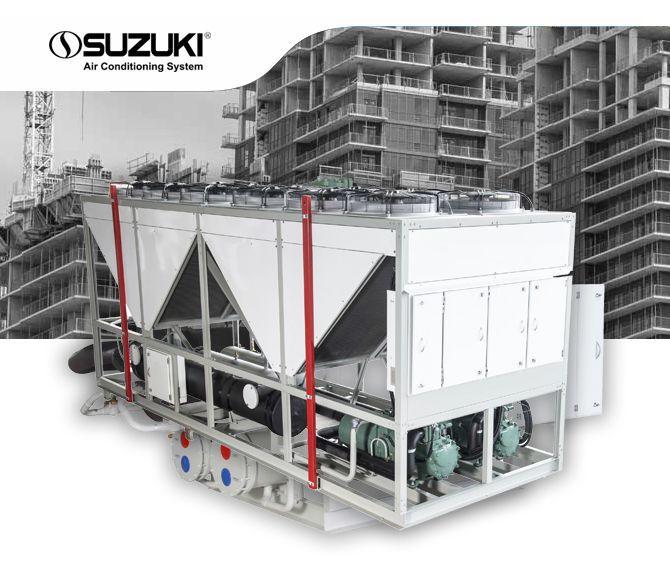 SUZUKI UNITARY AIR COOLED CHILLER